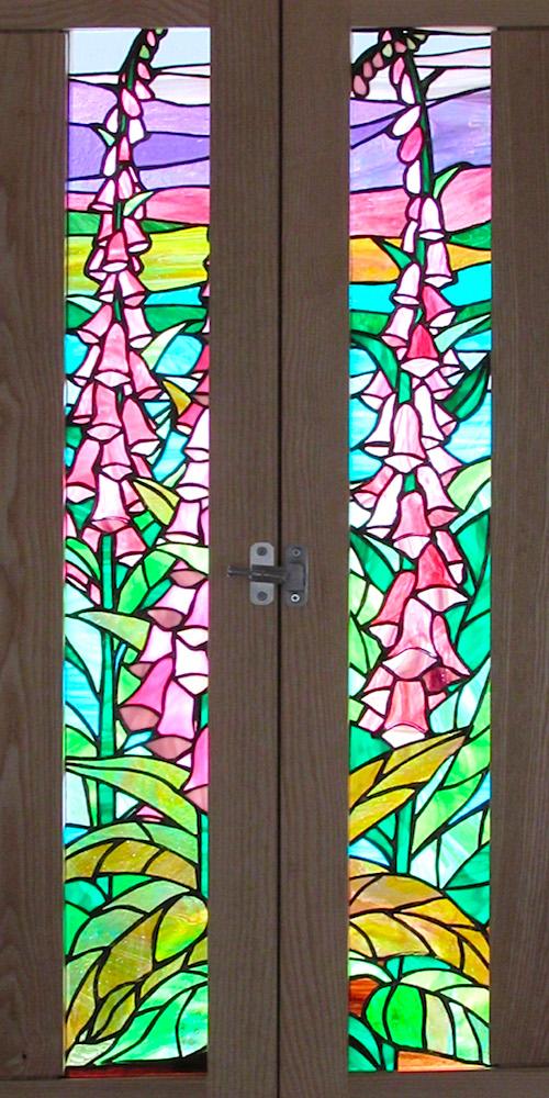 foxglove shutters