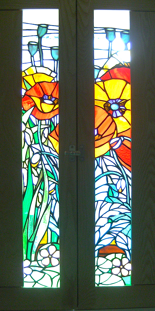 Poppy shutters