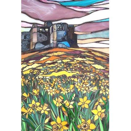 Warkworth in Spring